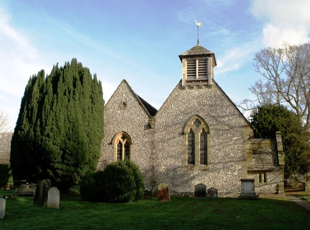 St Bartholomew's, Albourne, West Sussex