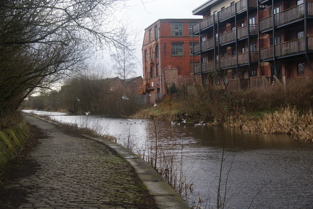The Manchester, Bolton and Bury Canal