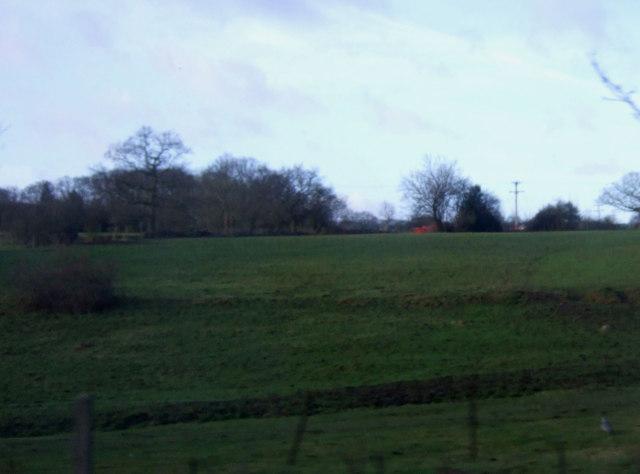 Grazing land near Cookridge