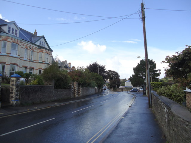 Abbotsham Road, Bideford