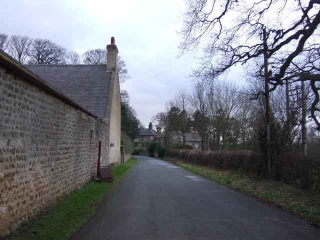 Town Street, Nidd