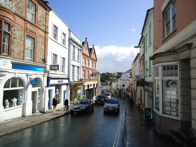 High Street, Bideford