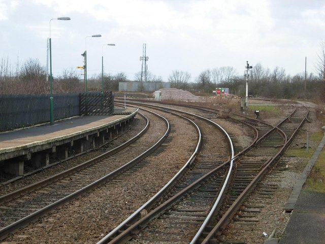 Gainsborough Lea Road Station