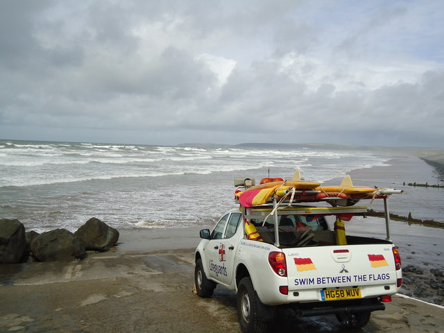 Coastguard, Westward Ho!