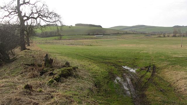 Flat land, Yetholm