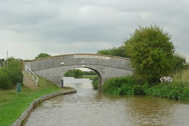 Burrows Bridge, No 85 at Hack Green , Cheshire