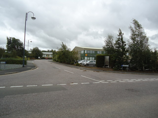 Baron Way, Barnstaple