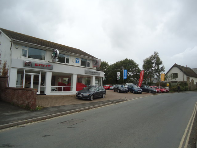 Croyde Motors, Jones Hill, Croyde