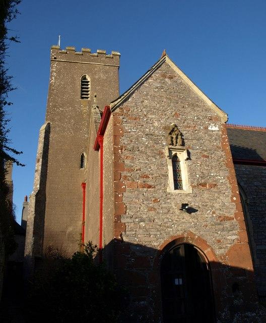 Church of St Mary the Virgin, Churston