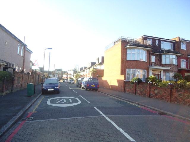 Gilder Crescent, Upper Clapton