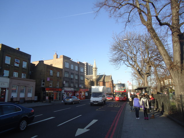 Lower Clapton Road