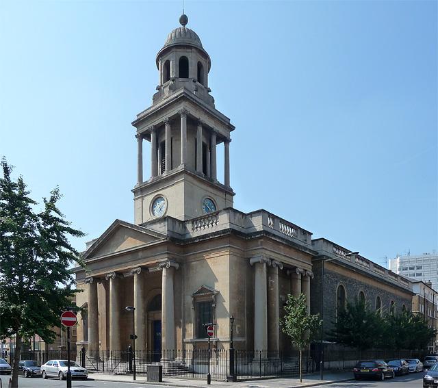 Christ Church, Cosway Street