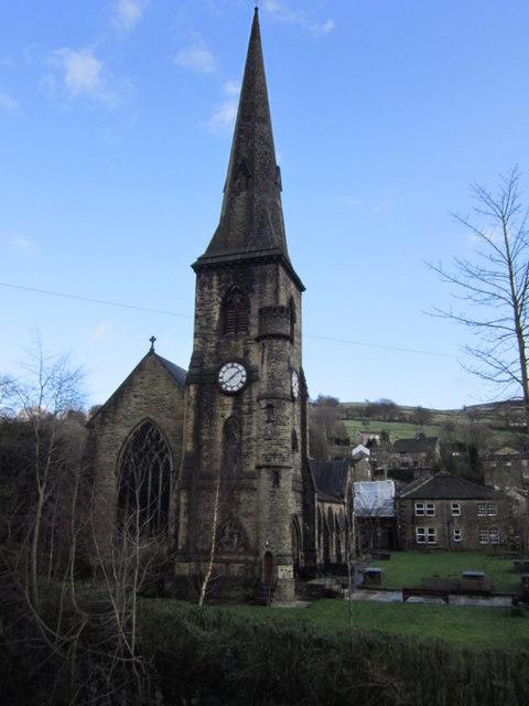 The Parish Church of St Bartholomew