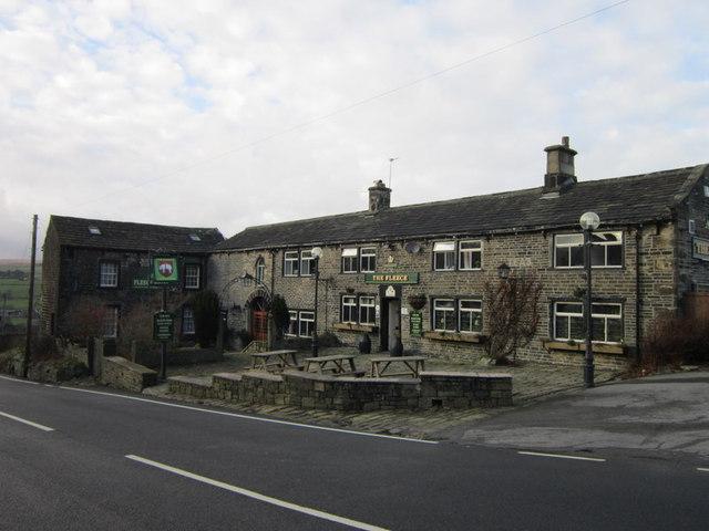 The Fleece, Ripponden