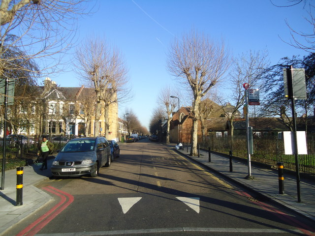 Newick Road, Lower Clapton