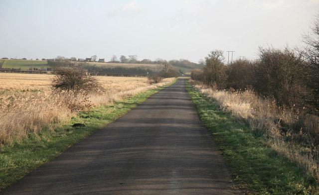 Wharton Road drain