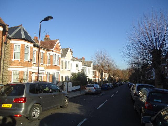 Fletching Road, London E5