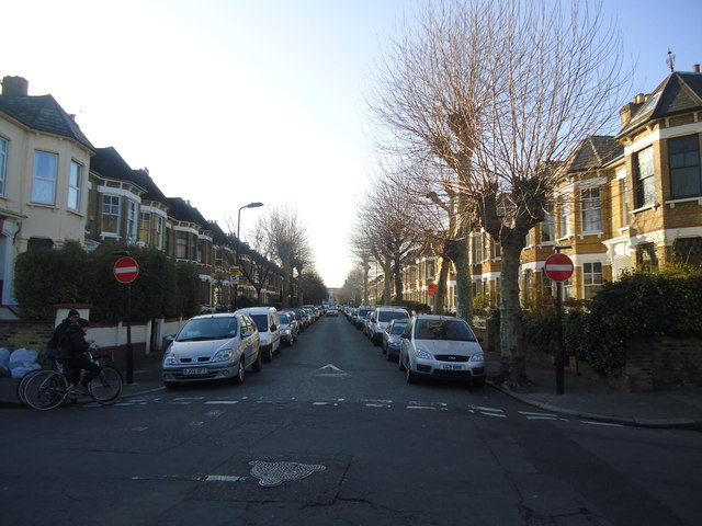 Newick Road, London E5