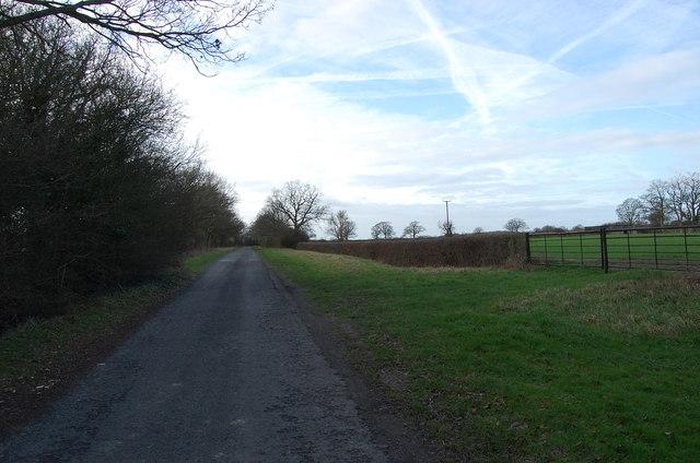 Pook Lane, near Haffenden Quarter