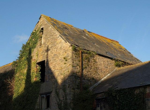 Building.Churston Court Farm