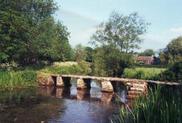 Keble's Bridge, Eastleach