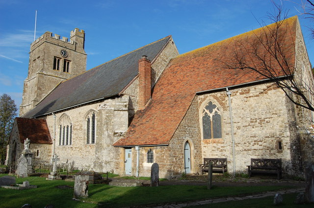 St Michael  the Archangel's  church, Smarden