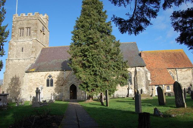 St Michael  the Archangel's church, Smarden