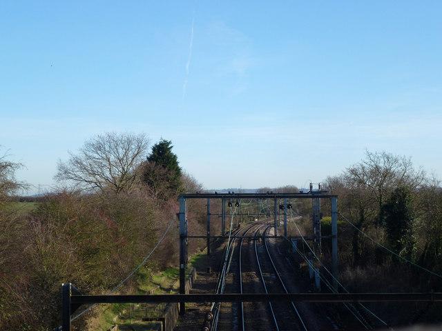 Castledon Road Railway Bridge