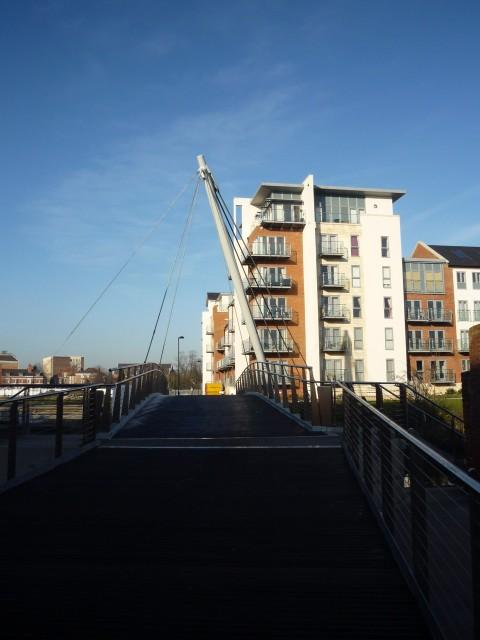 New Bridge, Navigation Road