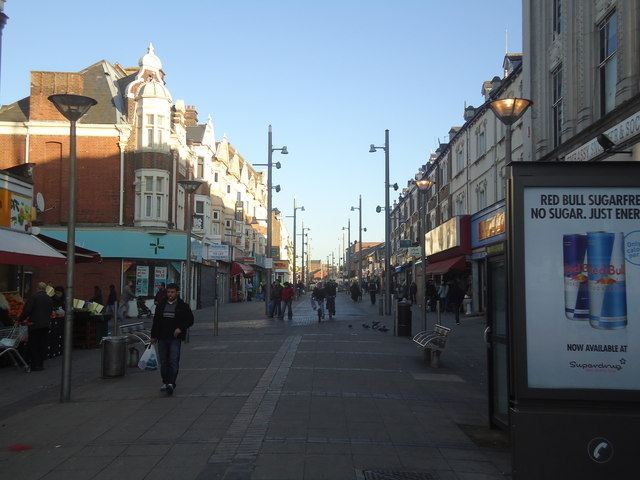 High Street, Walthamstow
