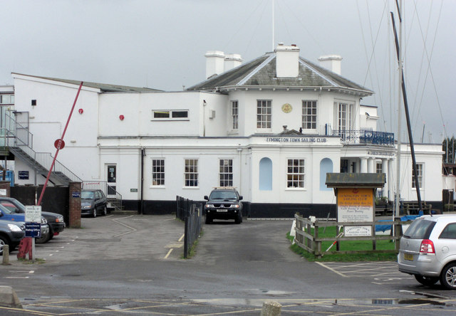 Lymington Town Sailing Club
