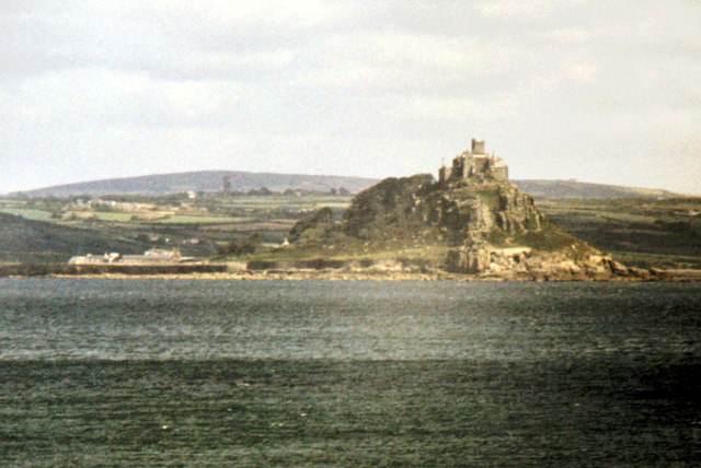 St Michael's Mount - 1982