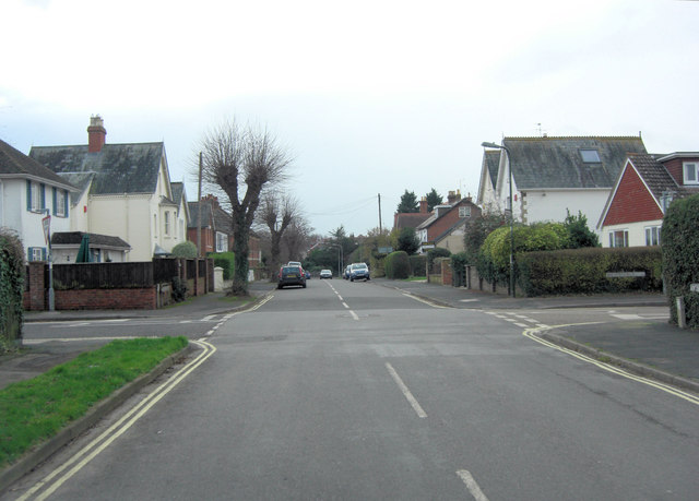 Junction of Stanley Road and Westfield Road