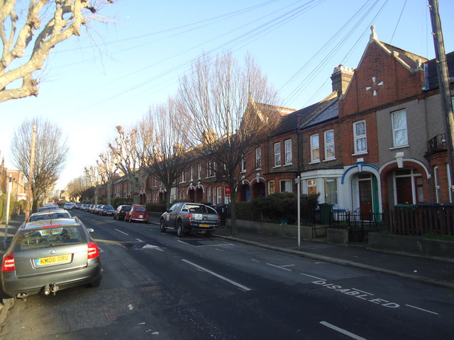 Chewton Road, Walthamstow