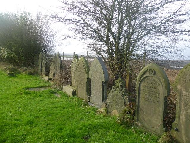 Wharton Lane Graveyard
