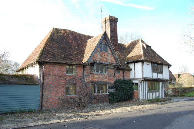 Hartnup House, Water Lane, Smarden