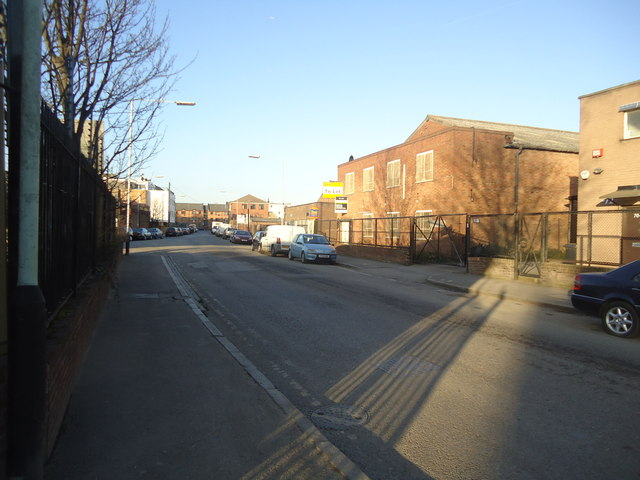 Markfield Road, Tottenham