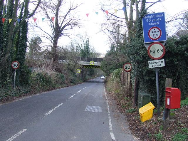 Station Road, Shoreham