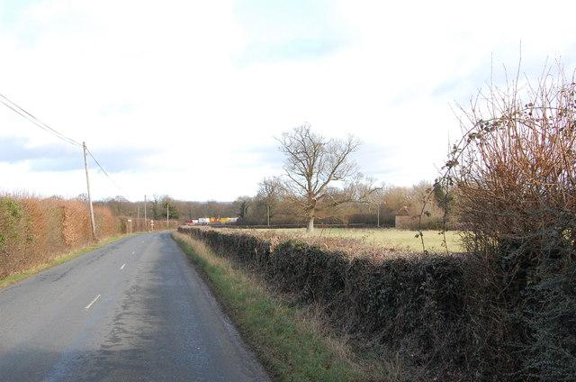 The Cut, near Thorn Farm