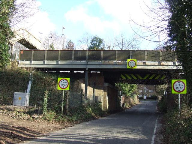 Low bridge, Shoreham