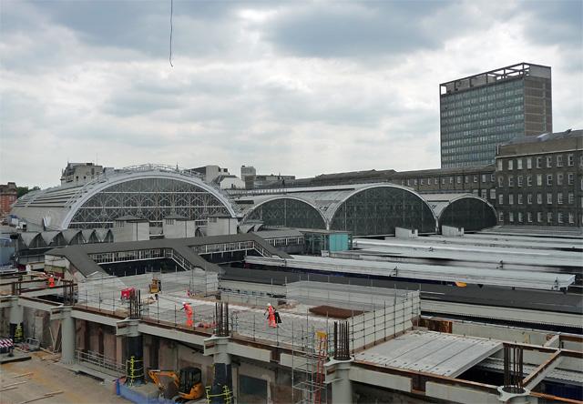 Paddington Station, Praed Street