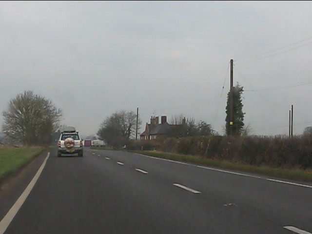 A41 at Havannah