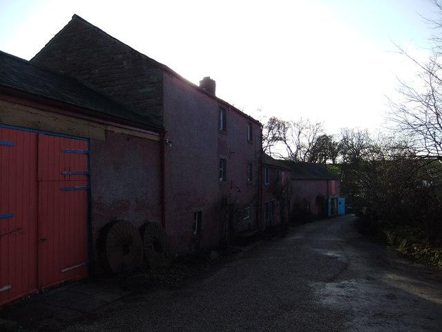 Flour Mill, Little Salkeld
