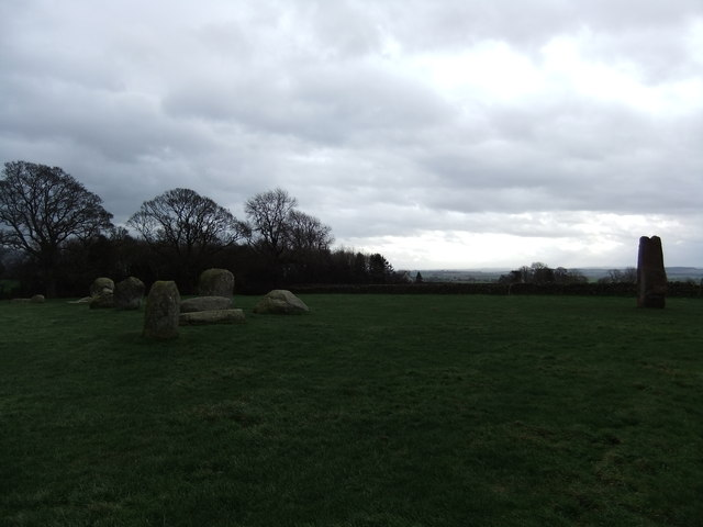 Long Meg and some of her daughters