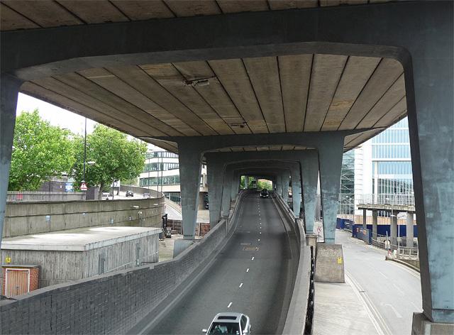 Harrow Road and Westway