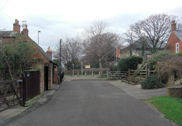 Fox Pond Lane is a cul-de-sac