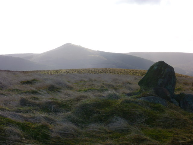 Point 461 in the Fintry Hills