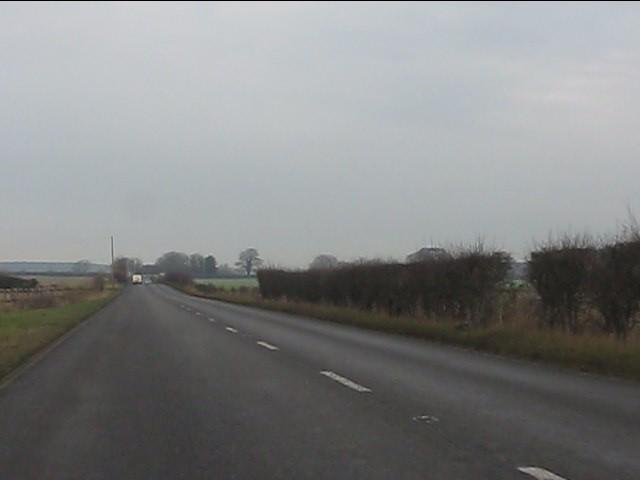 A41 - dead straight at Lizard Grange