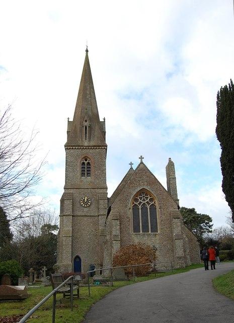 St Michael and All Angels church, Tenterden