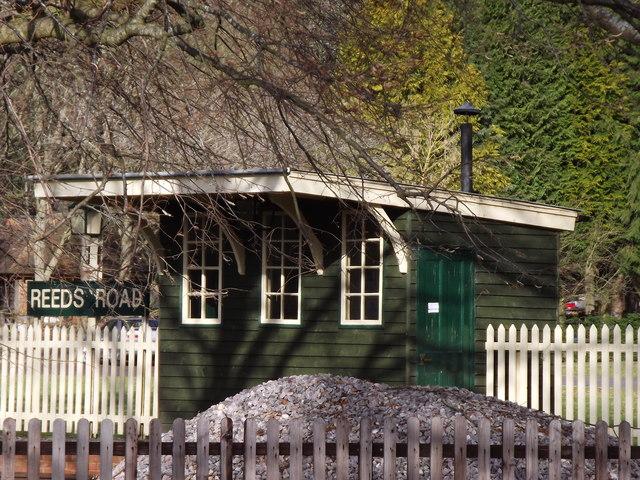 Reeds Road Station